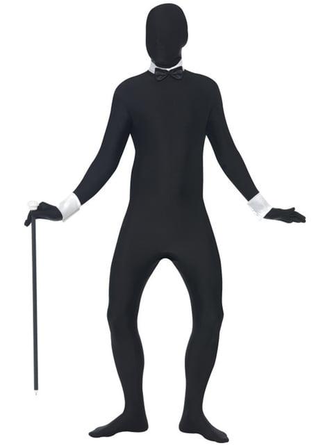 9ad8d5a6 Sort tettsittende kostyme. Levering neste dag | Funidelia