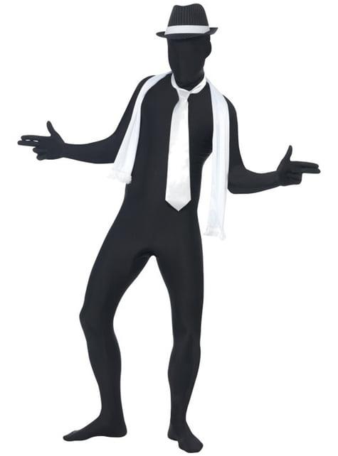 Disfraz Segunda Piel negro