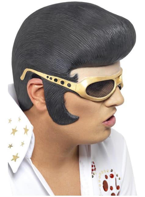 Elvis Presley Set mit Brille