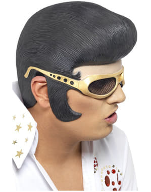 Elvis Presley Sett med Briller