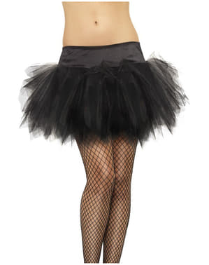 Classic Black Tutu for Women