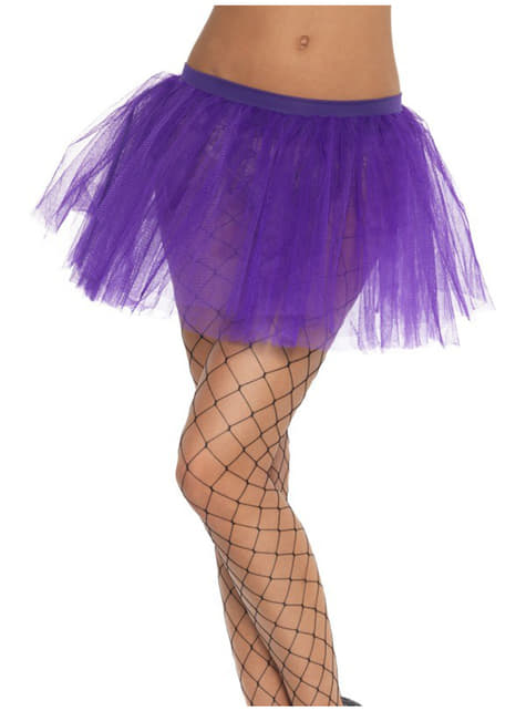 Classic Purple Tutu for Women