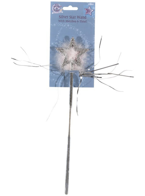 Fairy Wand a Silver Star