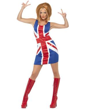 Kostium Spice Girls Geri