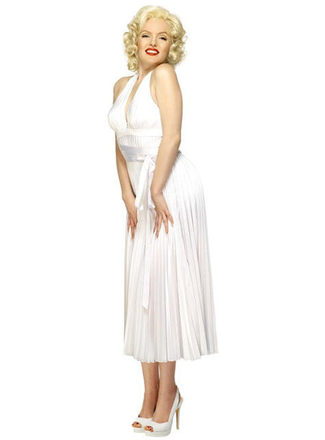 Fato de Marilyn Monroe Deluxe