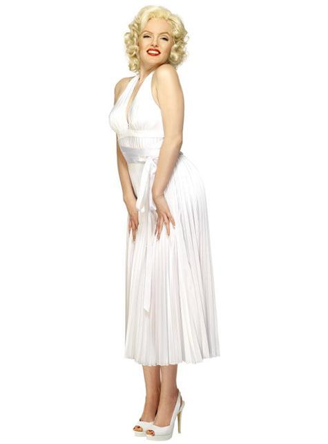 Deluxe Marilyn Monroe Adult Costume Dress