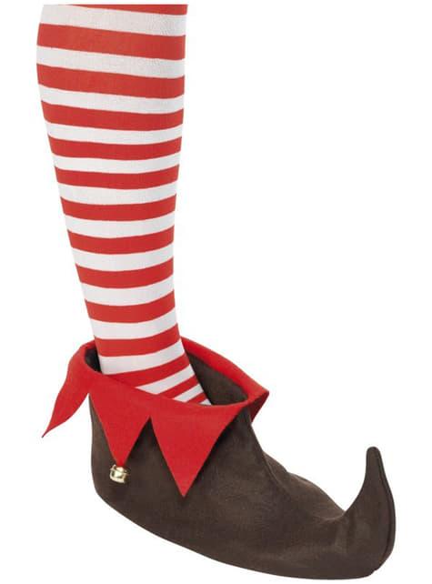 Pantofi de Spiriduş maro