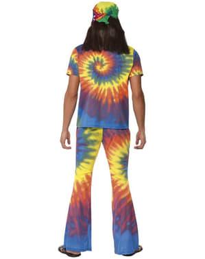 Costume multicolore anni 60 da uomo