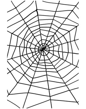 Black Spiderweb