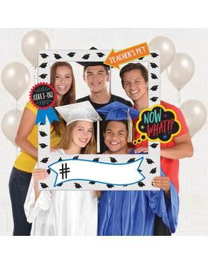 Photo booth remise de diplômes