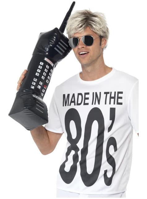 Telefon retro gonflabil