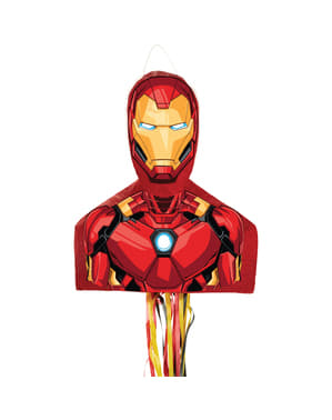 Iron Man piñata