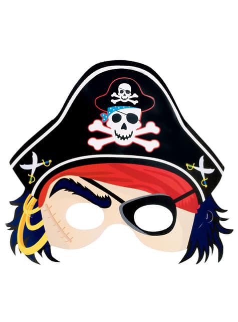 Pirate mask - Pirate Treasure