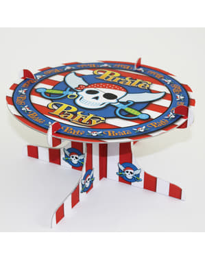 Soporte para tarta Pirate Party