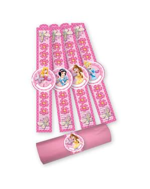 8 ronds de serviettes Princesses disney