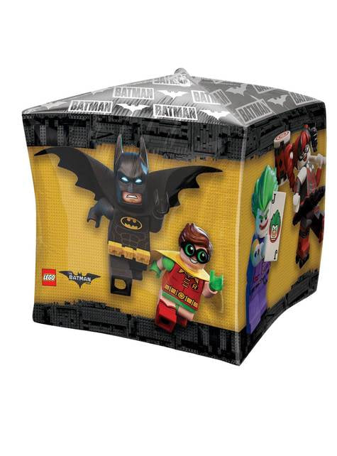 Boîte alu Lego Batman