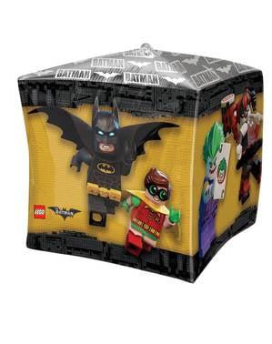 Balon foliowy kostka LEGO Batman