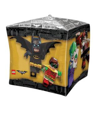 LEGO Batman foil cube
