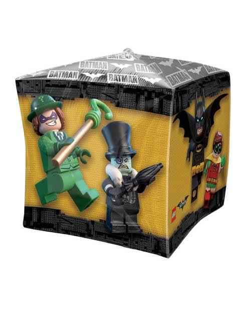 Cubo de foil LEGO Batman - comprar