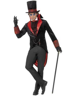Dracula kostume til mænd