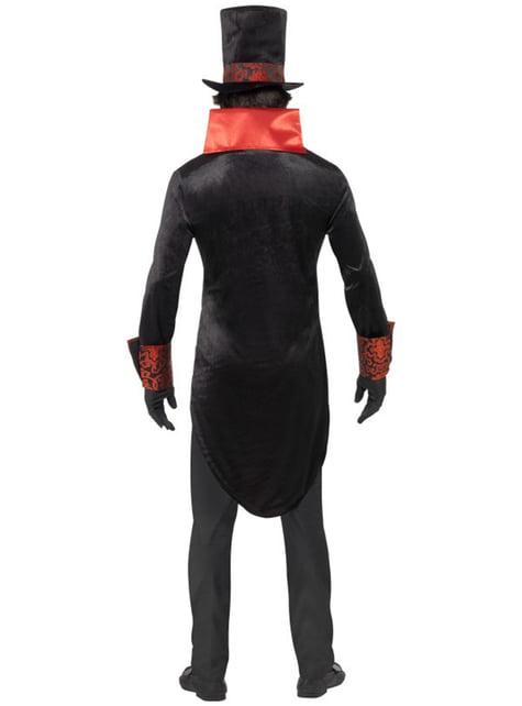Dracula kostyme til menn