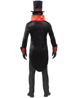 Dracula kostuum voor mannen