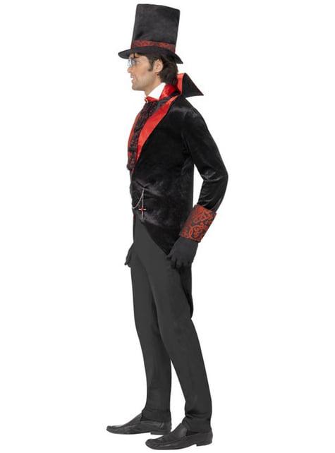 Kostým Dracula pro muže