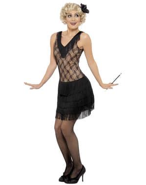 Делукс костюм на Чарлстън за жени