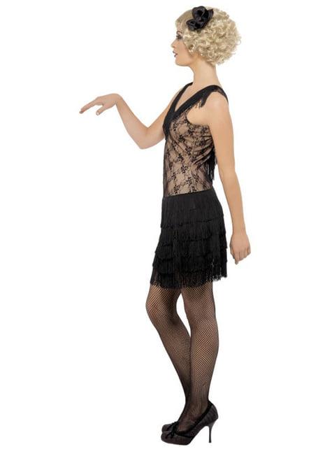 Disfraz de charlestón para mujer - original
