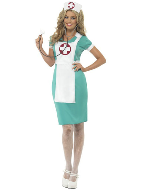Costum asistentă chirurgie Classic