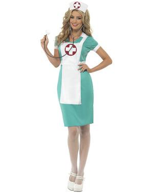 Fato de enfermeira de sala de cirurgia Classic