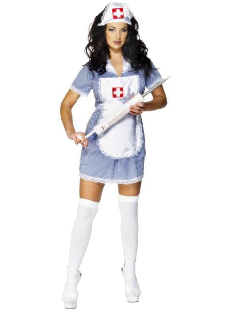 Στολή Άτακτη Νοσοκόμα