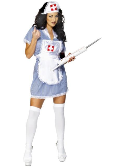 Disfraz de enfermera - mujer