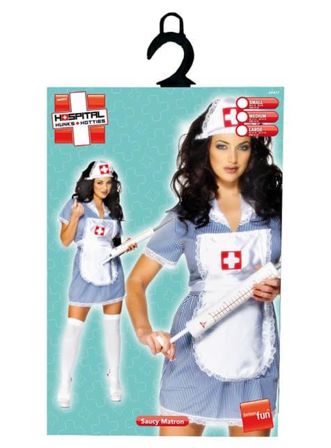 Disfraz de enfermera - traje