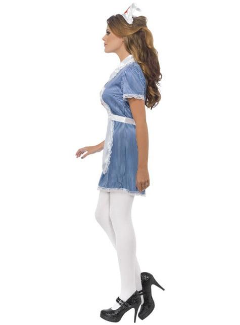 Fato de enfermeira Classic para mulher
