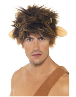 Costum de faun sexy pentru bărbat