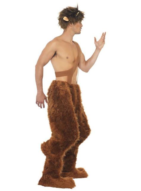 Disfraz de fauno sexy para hombre - traje