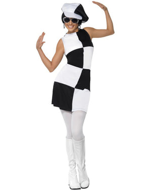 60s Party Costume for Women