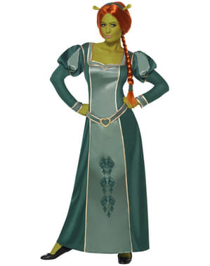 Princess Fiona Costume