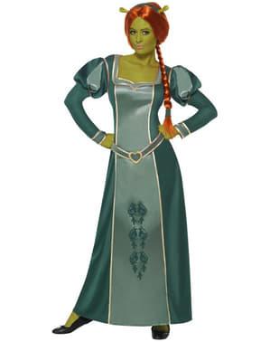 Prinsesse Fiona Klassisk Kostyme