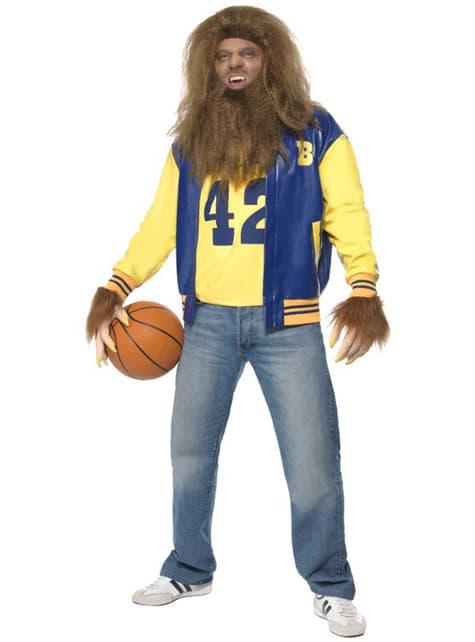 Costum de Vârcolac Teen Wolf pentru adult