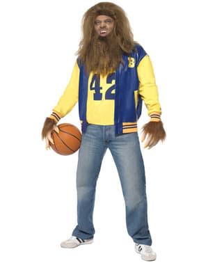 Disfraz de hombre lobo Teen Wolf para adulto