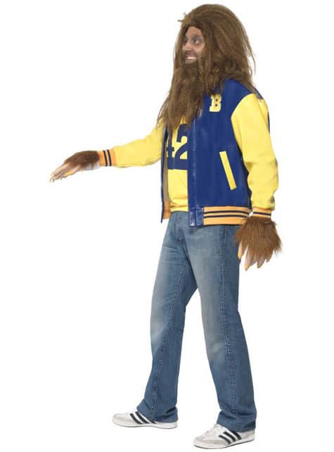 Kostým vlkolak tínedžer pre dospelých