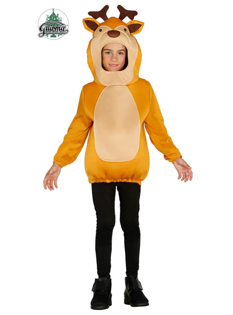 Costum de ren pentru copii