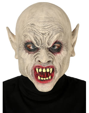 Vampyr maske til voksne