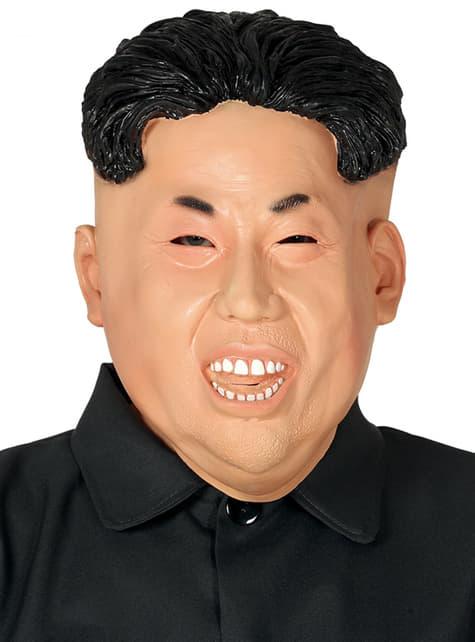 Máscara de presidente de Korea para adulto