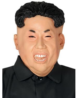 Maska koreańskiego prezydenta dla dorosłych