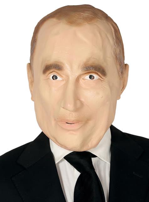 Máscara de presidente de Rusia para hombre