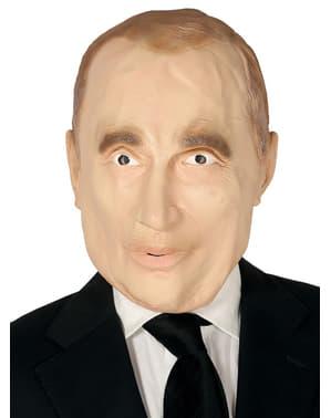 Mask president Rysslandför honom