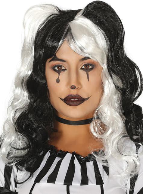 Psychopath wig for women